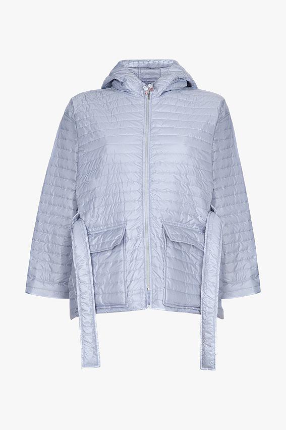 "Minimal padded coat ""Parachute"" 4"