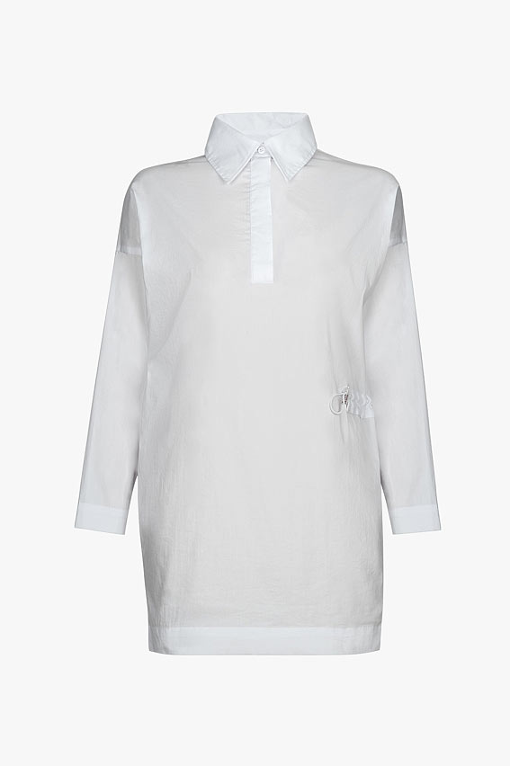 """Straight cut tunic shirt """"Air"""" 4"""