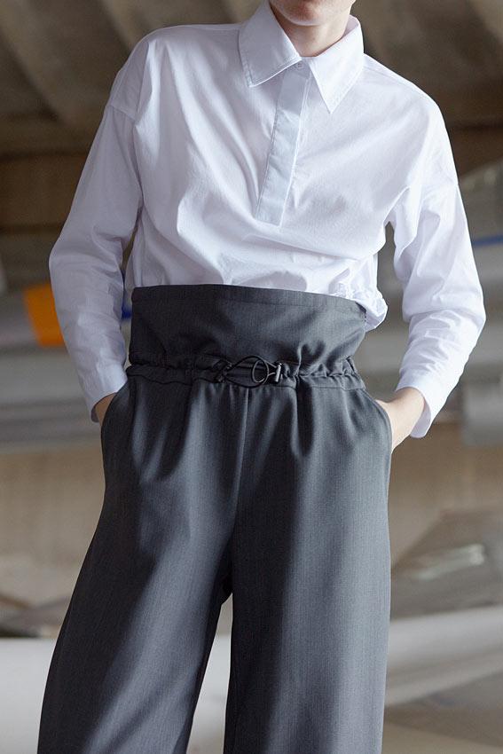 "High waist trousers "" Acrobatic"" 3"