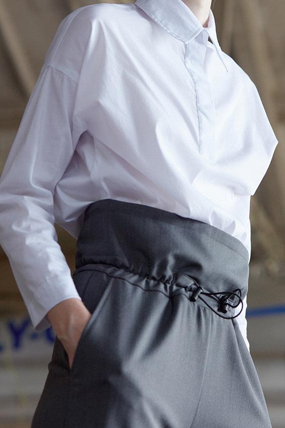 "High waist trousers "" Acrobatic"" 5"