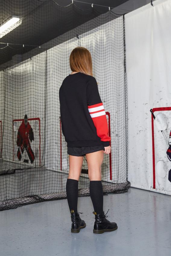 OHMY x Hockey Punks Unisex sweatshirt 2