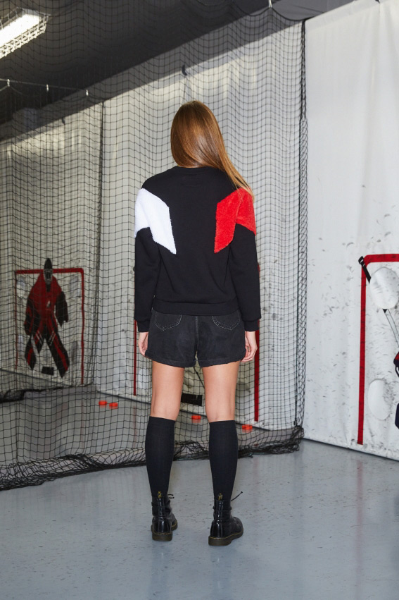 """""""OHMY x Hockey Punks"""" moteriškas džemperis 2"""