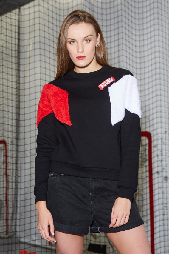 """""""OHMY x Hockey Punks"""" moteriškas džemperis 3"""