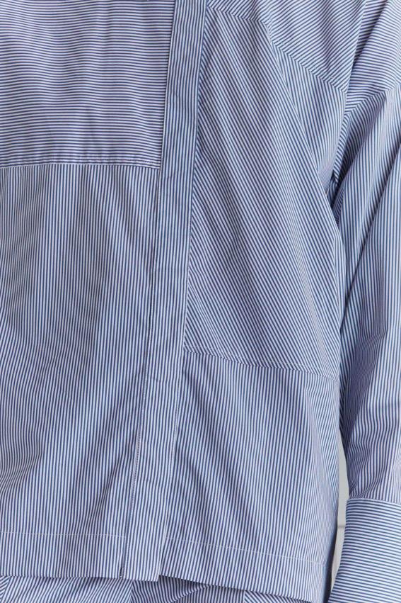 Loose striped shirt 2