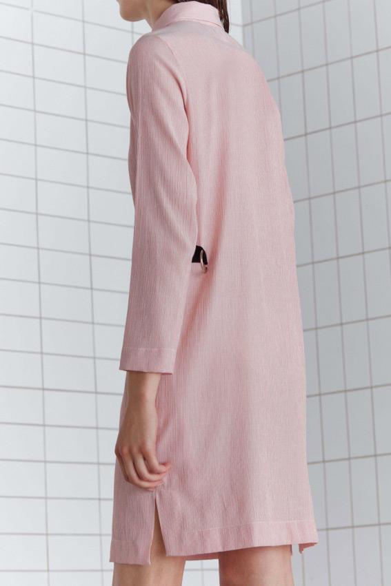 Minimal shirt dress 3
