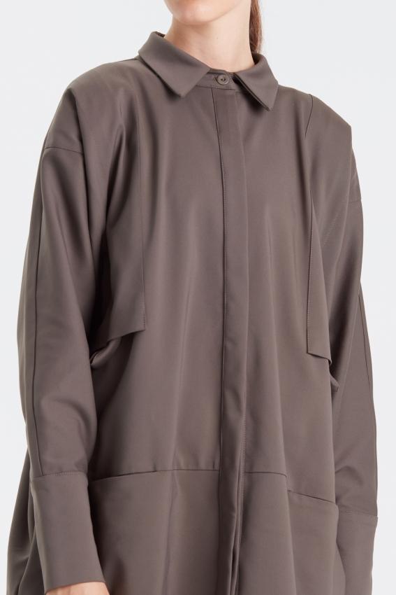 Loose shirt dress MUSE 2