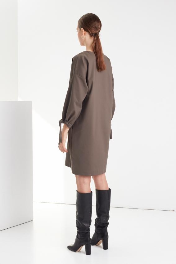 Minimal loose dress CALM 3