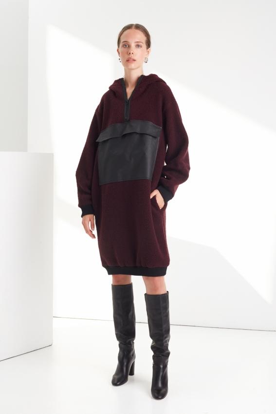 Urban sweatshirt women coat TIME 1