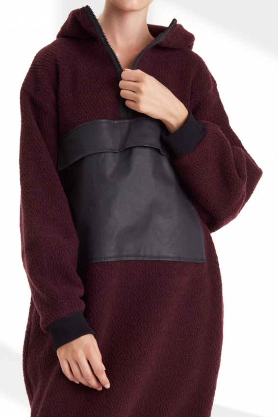 Urban sweatshirt women coat TIME 3