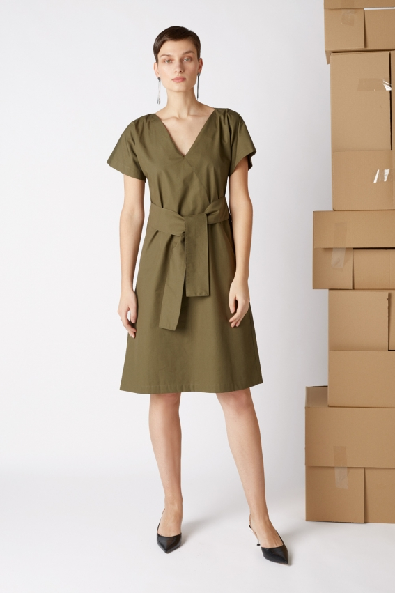 Medvilnės suknelė