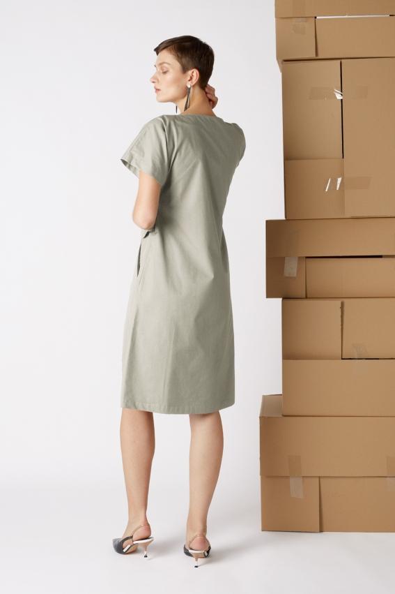 A shape dress TAPE 3