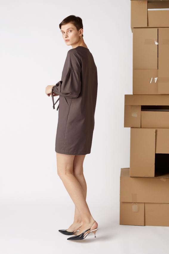 Minimal cotton dress BOX 2