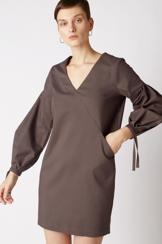 Minimal cotton dress BOX 3