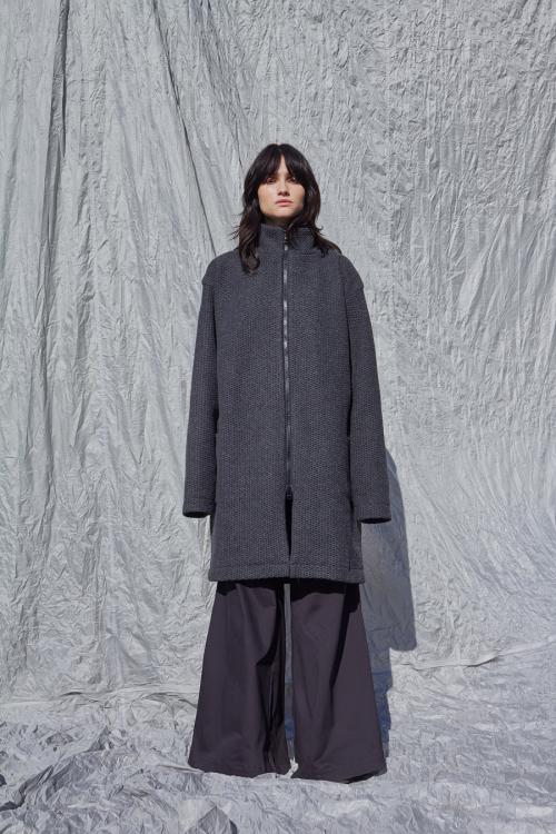 Minimalistinis unisex tipo paltas HARD